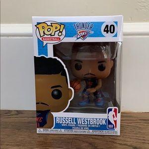Funko Pop: OKC Thunder Russel Westbrook Pop Figure